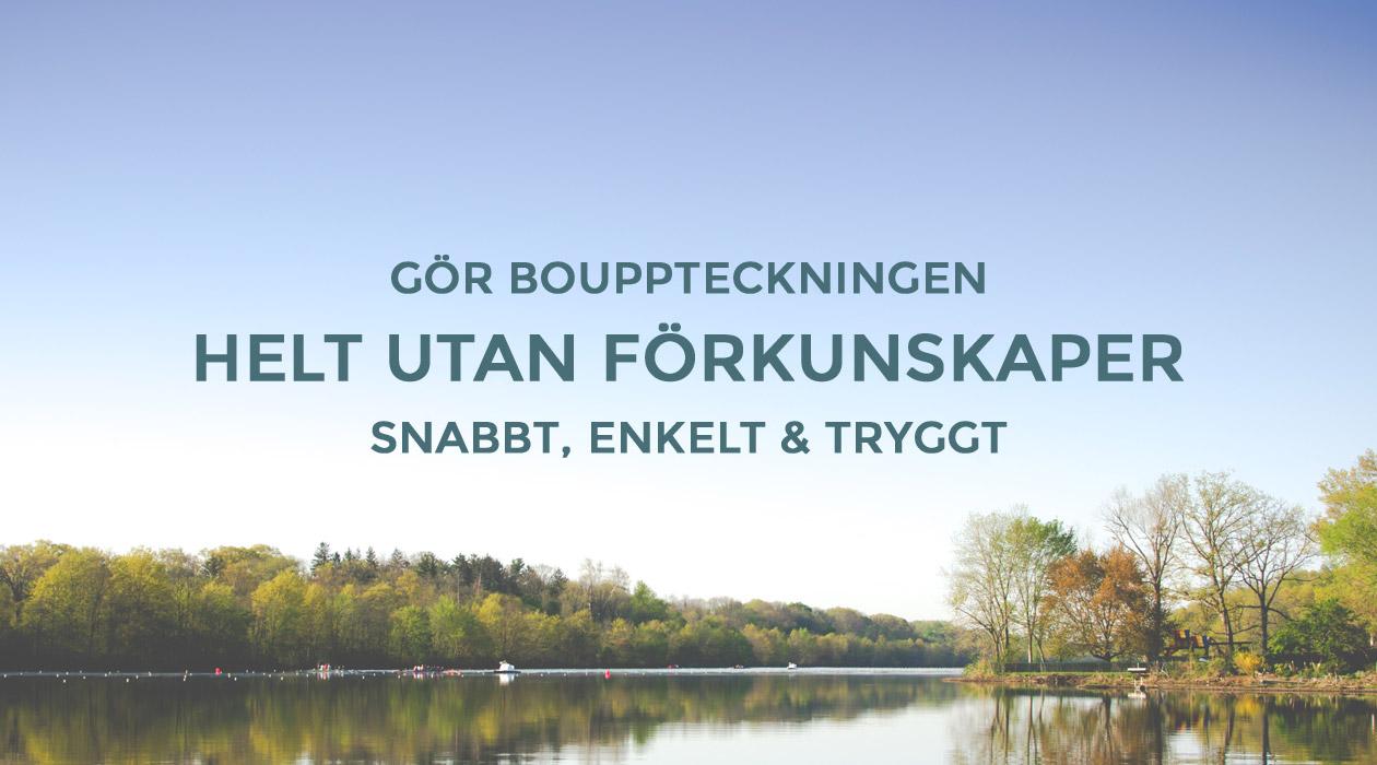 Bouppteckning.se